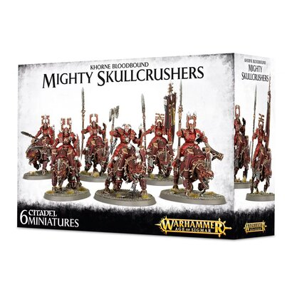 Mighty Skullcrushers of Khorne