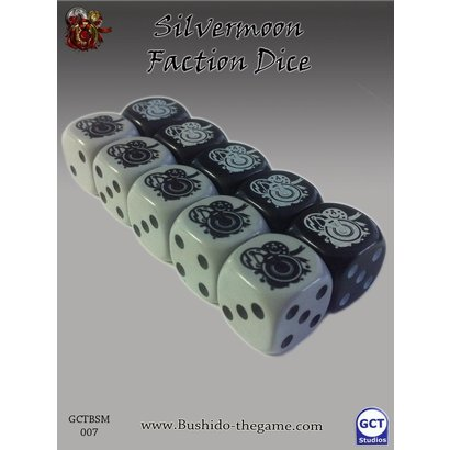 Silvermoon Dice (discontinued)