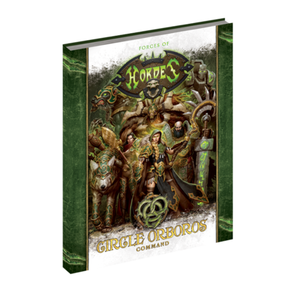 Forces of Circle Orboros - Softcover