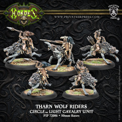 Tharn Wolf Riders Unit