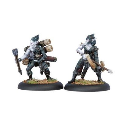 Blighted Archer Officer & Ammo Porter Unit Attachment