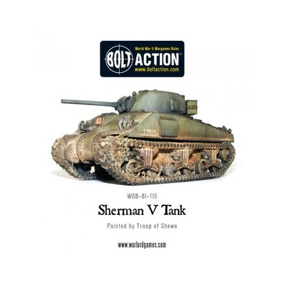 BI-115 British Sherman V Medium Tank
