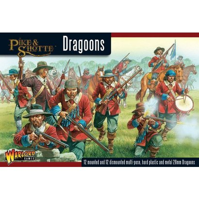 English Civil War Dragoons Box Set